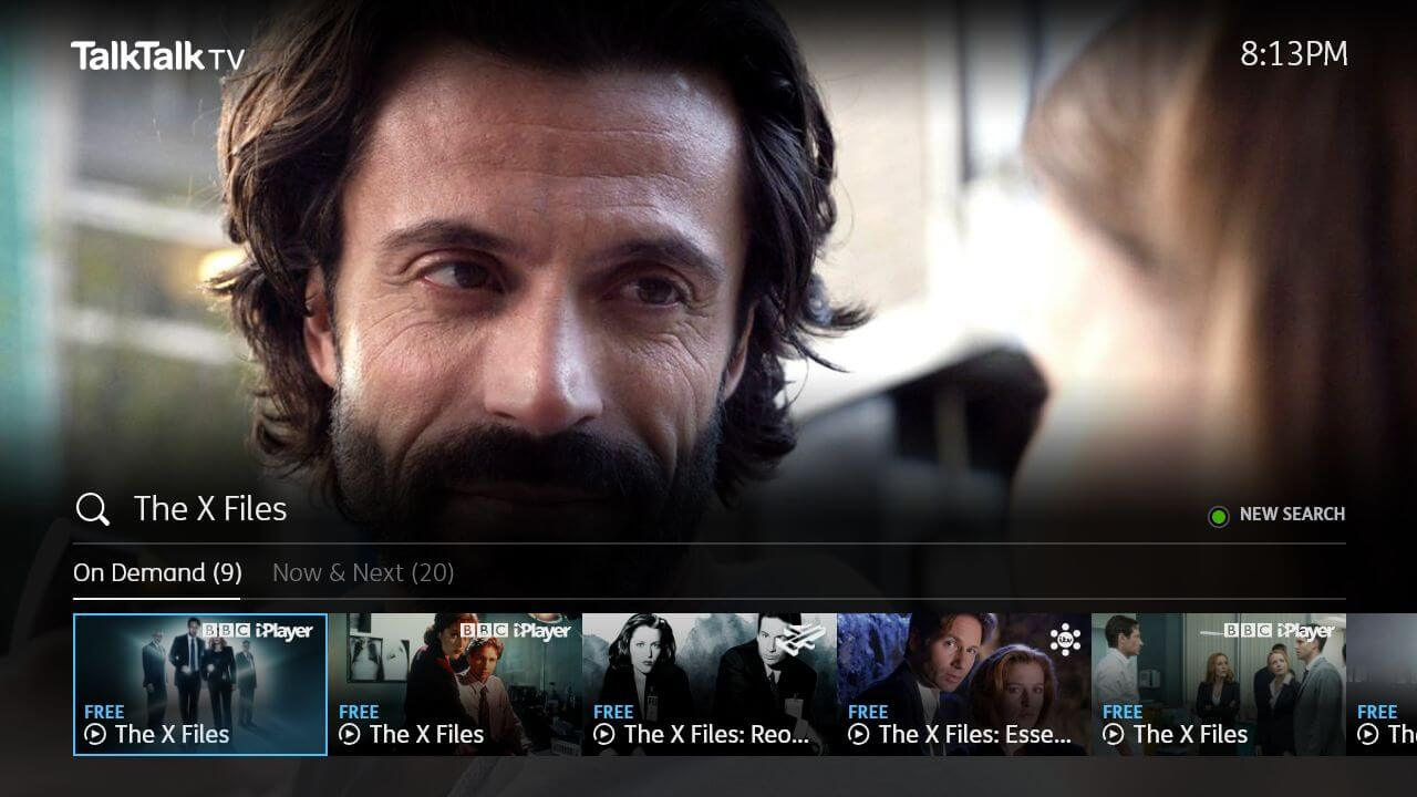 YouView Search suggestion image