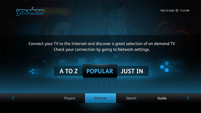 YouView app hero image